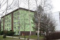 Obnově sídliště Zlatá Hora ve Slavkově u Brna možná ustoupí stromy.