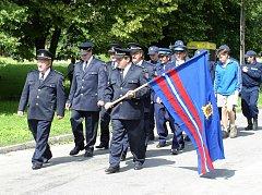 Oslavy stého výročí založení sboru v obci.