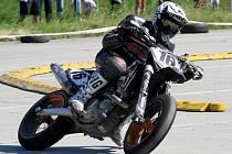 Pístovický motocyklový závodník Tomáš Trávníček.