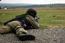 Do Vyškova se sjely české i zahraniční policejní zásahové jednotky, aby změřily síly na mistrovství republiky.