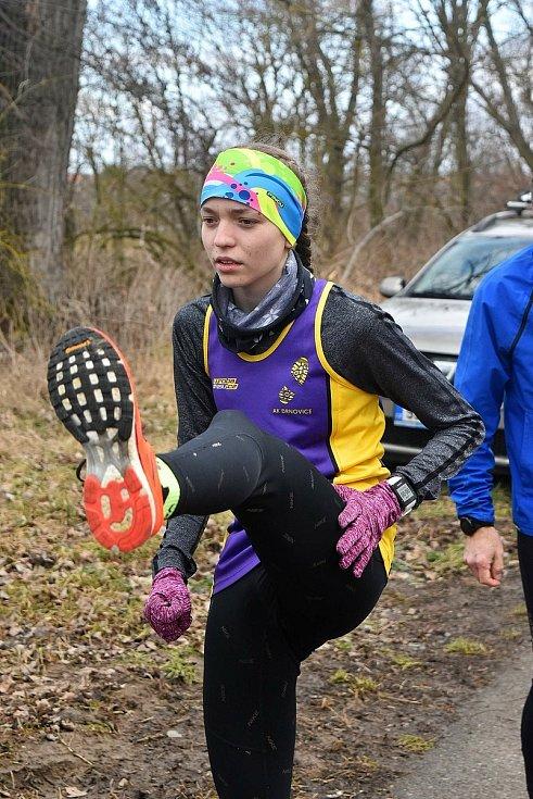 Potřetí byla v programu drnovického Koronavirového běžeckého poháru Hoštická desítka.