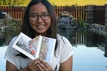 Patcharaporn Nakklinkul, tak zní jméno thajské dívky z Krásenska, každý jí však říká Pači. Letos se rozhodla studovat na vyškovském gymnáziu. Do Thajska se chystá vrátit, i když se domů moc netěší.