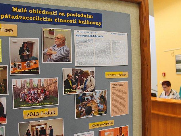 Vyškovská knihovna si připomíná 120. výročí veřejného fungování.