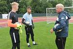 Fotbalisté MFK Vyškov zahájili letní přípravu na podzimní boje v Moravskoslezské lize.