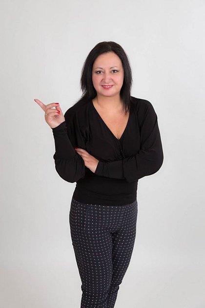Jako realitní makléřka působí Irena Kotolanová ve Vyškově už pátý rok.