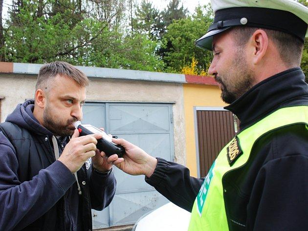 Při čtvrtečních policejních kontrolách na Vyškovsku žádný z řidičů nenadýchal.