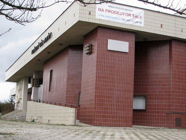 Posádkový dům armády ve Vyškově.