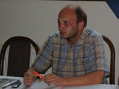 Miroslav Krotil, prezident klubu