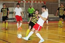 V utkání II. ligy futsalistů porazil Amor Vyškov doma jihočeský FK Volfířov 5:3.