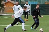 V přípravném utkání prohrála rezerva MFK Vyškov na domácím umělém trávníku s FC Bučovice 0:2.