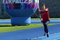 Atleti AK AHA Vyškov 2020.