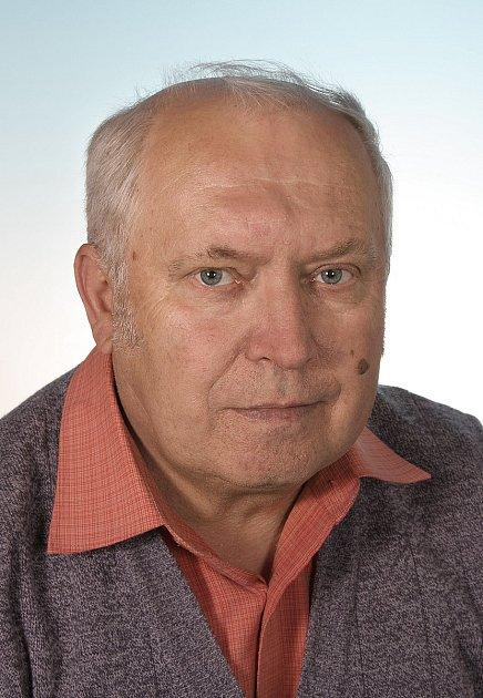 Ing. Miroslav Burian, bývalý dlouholetý předseda Okresního volejbalového svazu.