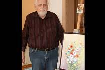 Ladislav Rolný se malbě začal věnovat až v pozdějším věku, chybějící praxi doháněl samostudiem. Od mládí se rád toulá přírodou, náměty krajiny promítá i do svých obrazů.