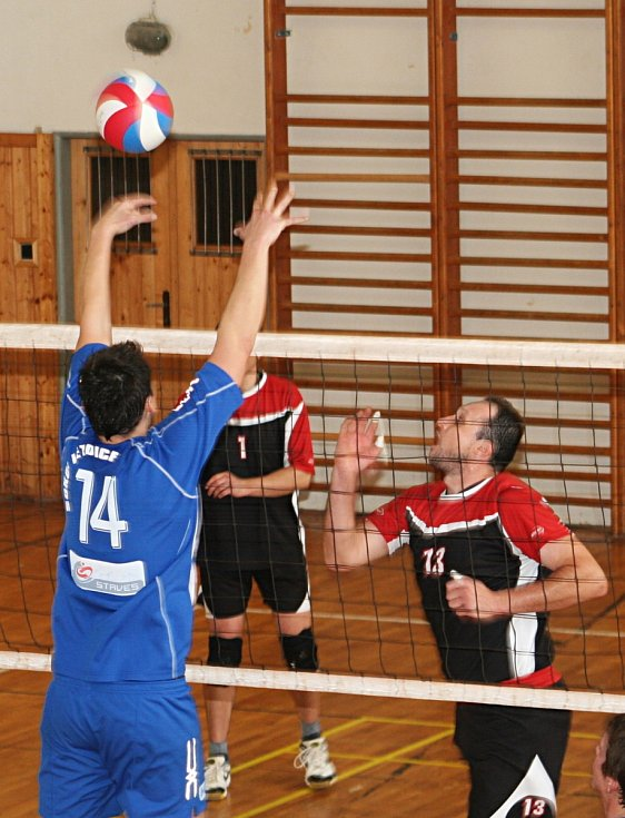 Ve dvojutkání krajského přeboru I. třídy volejbalistů prohrál Sokol Dědice doma se Sokolem Letovice 0:3 a 1:3.