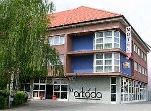 Restaurace Arkáda v Bučovicích
