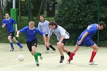 Futsalový přebor Vyškovska.