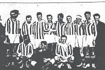 Klub Haná Vyškov byl založen v roce 1930.