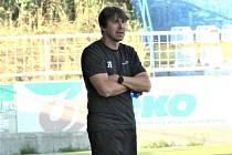 Jan Trousil, trenér fotbalistů MFK Vyškov, N:FL