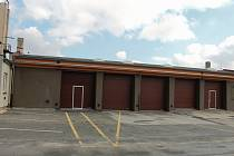 Střecha garáže hasičské zbrojnice se dočká opravy a zateplení.