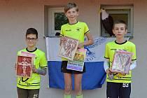 "Třetí ročník chodeckých závodů ""Rozchodíme Vyškov"" uspořádala Jednota Orel Vyškov."