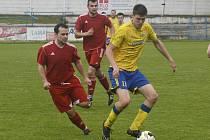 V utkání B skupiny I.A třídy porazil MSK Břeclav B TJ Šaratice 3:2.