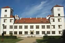 Muzeum na bučovickém zámku. Ilustrační foto.