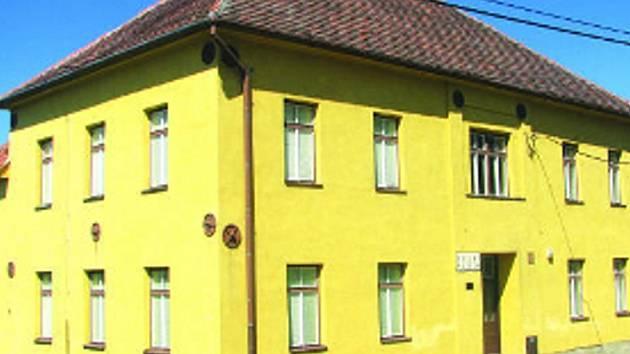 Budova švábenického muzea.