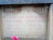 Popis: Pomník vzpomíná nejen na padlého rudoarmějce, ale také na bučovické vojáky, legionáře a tři místní chlapce, kteří zemželi v koncentračních táborech. Foto: Deník/Michal Sklenář