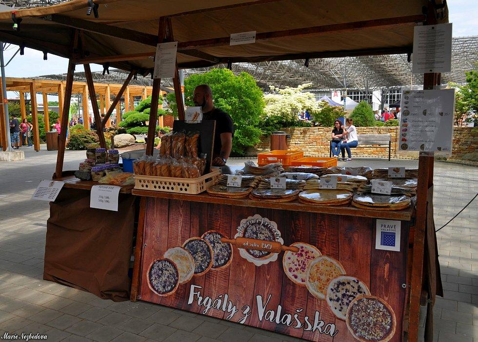 Uplynulý víkend byl ve znamení čokolády, v Kroměříži se konal třídenní Čokoládový trh.