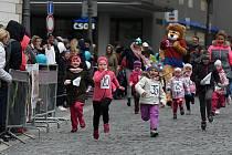 Lear Benefičního běhu ve Vyškově se zúčastnilo přes 500 běžců, kteří závodili v 11 kategoriích. Finanční výtěžek byl věnován rodinám tří postižených chlapců.