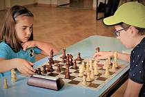 Mladí vyškovští šachisté uspěli na jihomoravském přeboru v rapidu v Hodonicích.
