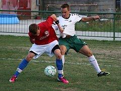 V předehrávce 15. kola krajského přeboru fotbalistů prohrál Framoz Rousínov doma s FK Bosonohy 1:2.