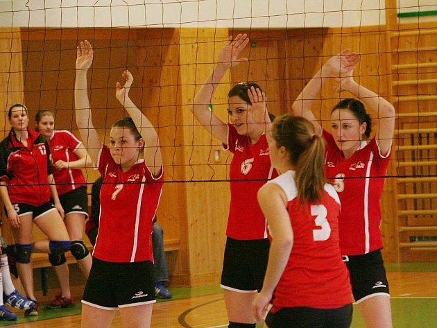 1. liga juniorek: Vyškov vs. Opava