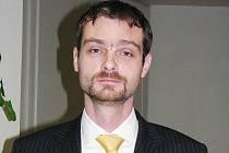 Karel Jurka,  nově zvolený první místostarosta Vyškova.