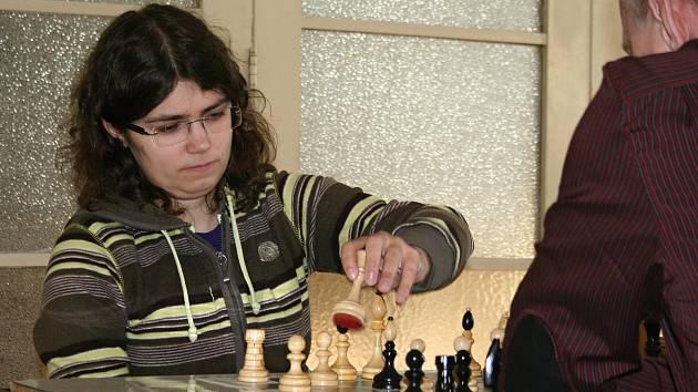 Šachystka Eva Kulovaná.