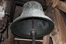 Už počtrnácté v řadě otevřeli kostelní vež ve Slavkově u Brna na Silvestra veřejnosti. K vidění byly zvony a i hodinový stroj.