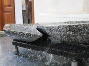 Nezvyklé fontány budou k vidění v kapli svaté Anny ve Vyškově do prvního října.