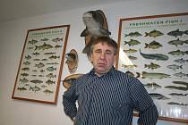 yškovská organizace se stará asi o polovinu rybníků bývalého okresu Vyškov. V jejím čele působí Petr Uhlíř, který v poslední době bojuje s nedostatkem volného času právě k rybaření.