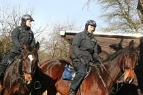 Vyškovští policisté kontrolovali zabezpečení chat v katastru Lulče.