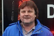 Sekretář MFK Vyškov Martin Neubauer.