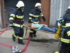 Dobrovolní hasiči Hostěrádky-Rešov.