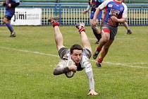 Extraliga rugby: Vyškov vs. Zlín
