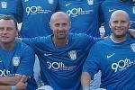 Fotbal Miroslav Holeňák FC Petra Drnovice