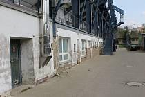 Fotbalový stadion v Drnovicích