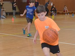 Okresní finale ve víceboji žáků základních škol v rámci celostrátní akce Odznak Všestrannosti Olympijských Vítězů  proběhlo v Bučovicích.