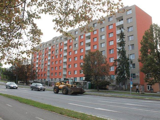 Majitelé vytopených bytů na Dukelské ulici ve Vyškově, se dočkali peněz od pojišťovny.