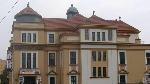 Vyškovské kino Sokolský dům. Ilustrační foto.