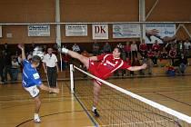 Nohejbalový šampionát ve Vyškově