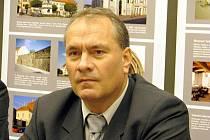 Bývalý starosta Vyškova Jiří Piňos.