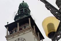 Při Dnu otevřených dveří na vyškovské radnici mají lidé dlouhodobě n ejvětší zájem o vyhlídku z věže.